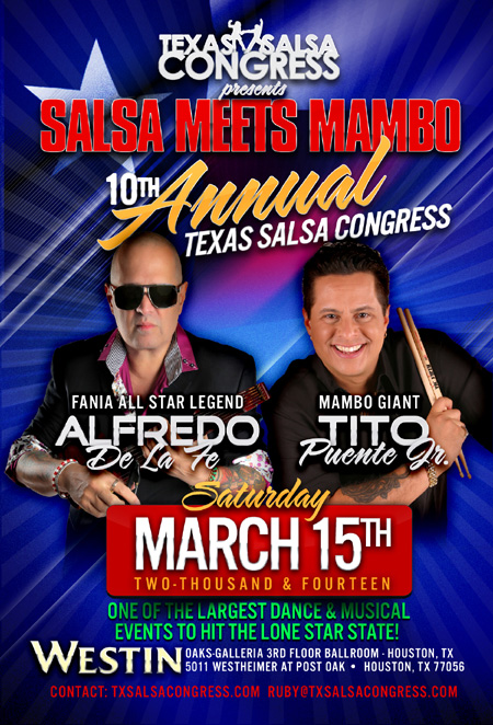 SALSA CONGRESS_ARTIST 2014_FLYER