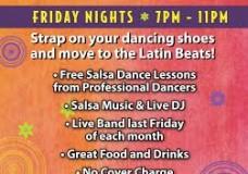 Latin Beats behind the Texas Salsa Congress