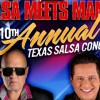 "Purchase your tickets and register now for 10th Anniversary ""Texas Size Salsa Reunion"""