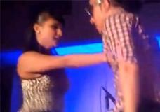 Dancers with Ismael Miranda