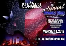 Texas Salsa Congress: It's our Quinceañera!