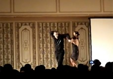 Texas Salsa Congress Junior & Emily 2005