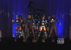Texas Salsa Congress-Diamond Dancers 2011