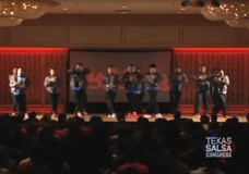 Texas Salsa Congress – reKreation dance co Boys Routine 2010