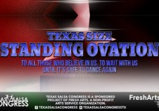 Texas Size Standing Ovation